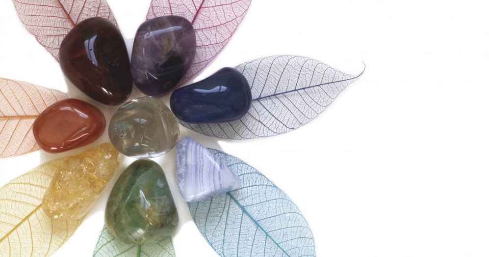 Discover The Relationship Between Colour, Crystals & Your Chakras