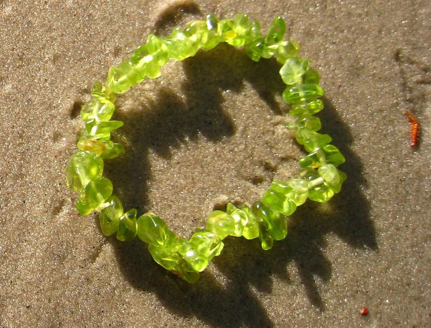 What can Peridot, August's birth stone do for you this month?