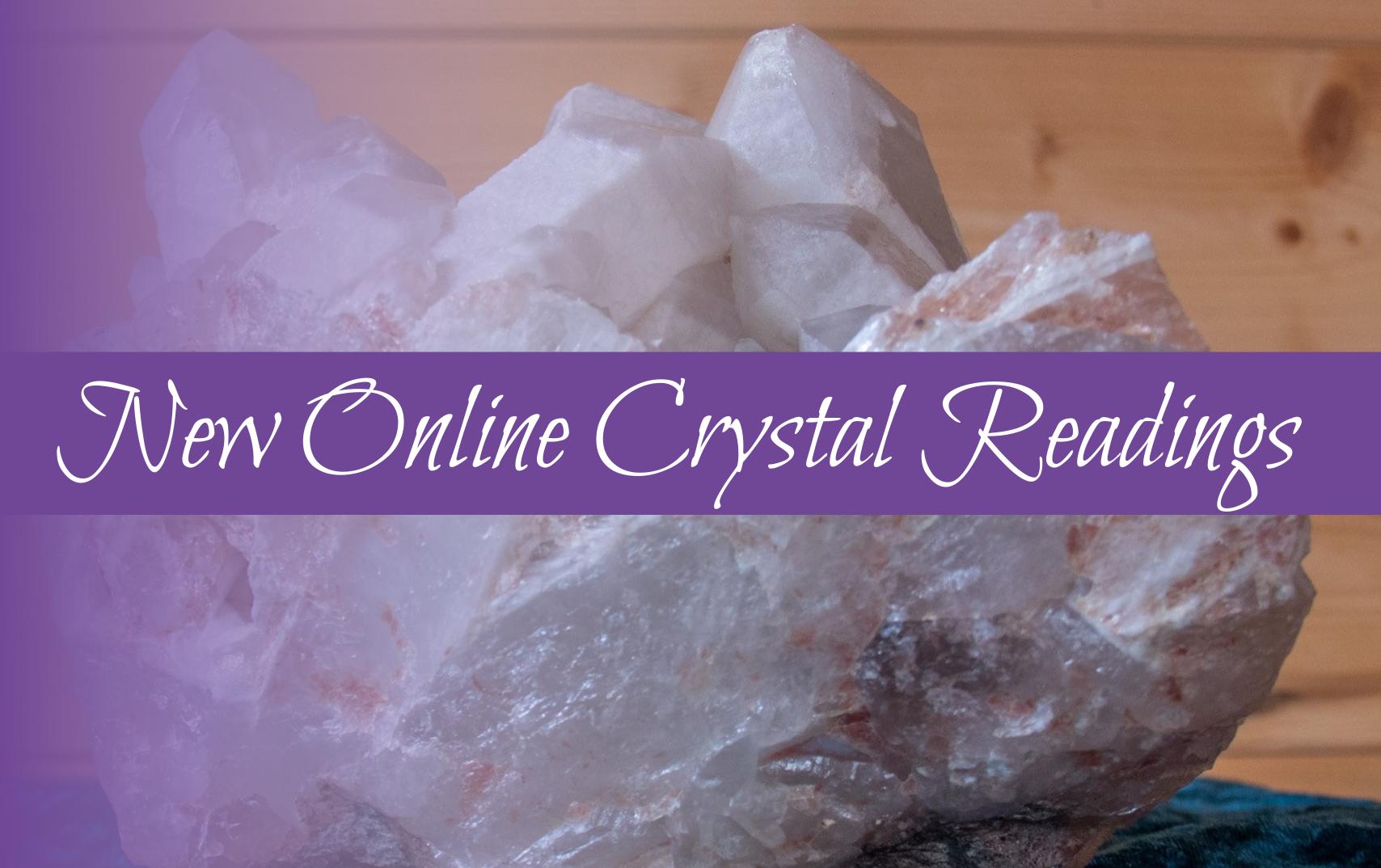 Online Crystal Readings